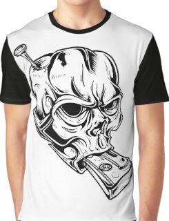 Teskull Graphic T-Shirt