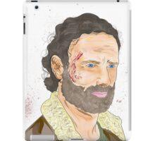 Rick Grimes, The Walking Dead iPad Case/Skin