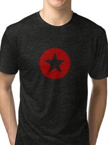 soldier symbol Tri-blend T-Shirt