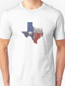 Texas Flag Unisex T-Shirt