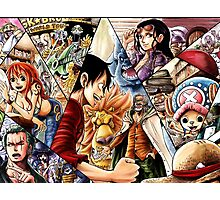 One Piece: Flashes of the Past Photographic Print