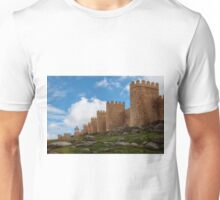 North Walls of Avila Unisex T-Shirt