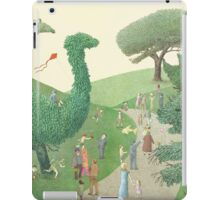 The Night Gardener - Summer Park  iPad Case/Skin