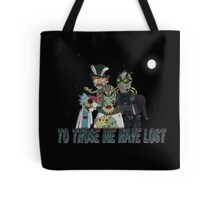 Ricked of The dead!!! Tote Bag