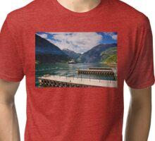 Geiranger Tri-blend T-Shirt