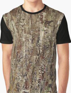 Tree Hugger Camo Graphic T-Shirt