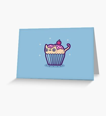 Catcupcake Greeting Card