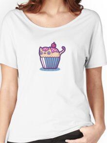 Catcupcake Women's Relaxed Fit T-Shirt