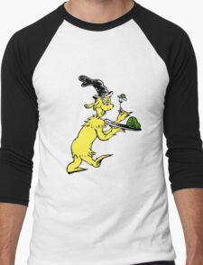 Dr Seuss Men's Baseball ¾ T-Shirt