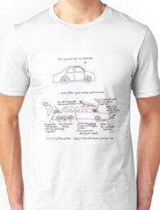 Your Manuscript On Peer Review Unisex T-Shirt