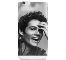 Dylan O´brien  iPhone Case/Skin