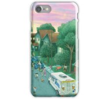 Grimloch Lane - Sunset  iPhone Case/Skin