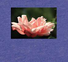 Rose bowl petals - a rose growing wild Tri-blend T-Shirt