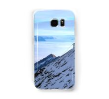 Islands in a see of clouds Samsung Galaxy Case/Skin