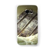 Arcane Language Samsung Galaxy Case/Skin