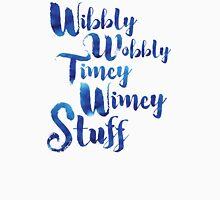 Doctor Who - Wibbly Wobbly Timey Wimey Stuff Unisex T-Shirt