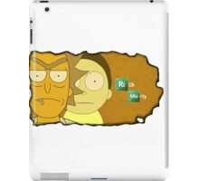 Breaking rick!!! iPad Case/Skin