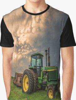 Tractor Graphic T-Shirt