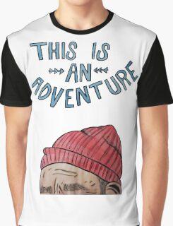 The Life Aquatic Graphic T-Shirt