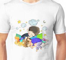 sleeping dan and phil Unisex T-Shirt