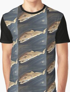 One Fish, Two Fish Graphic T-Shirt