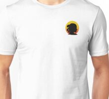 Rey: Sunset on Jakku Unisex T-Shirt
