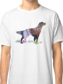 English setter  Classic T-Shirt