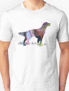 English setter  Unisex T-Shirt