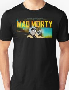 MAD MORTY!!! - www.shirtdorks.com Unisex T-Shirt
