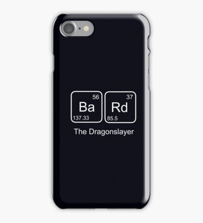 Elements of Bard the Bowman iPhone Case/Skin