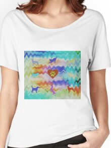 Love Dogs Women's Relaxed Fit T-Shirt