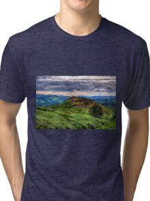 Autumn in Lake District Tri-blend T-Shirt