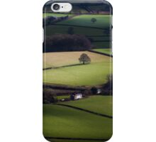 Green green grass of Wales iPhone Case/Skin