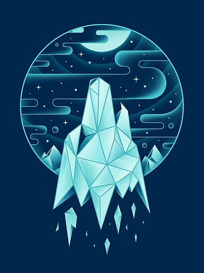 Arctic Wolf by buko
