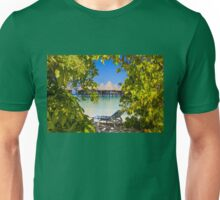 Postcard from the Maldives, Eden on Earth Unisex T-Shirt