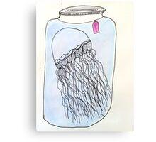 Jelly jar Metal Print