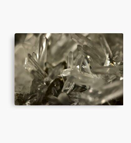 quartz 2 Canvas Print
