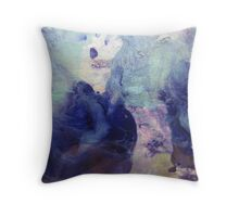 Abstract 365B Throw Pillow