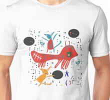 flying lemur & aurochs Unisex T-Shirt