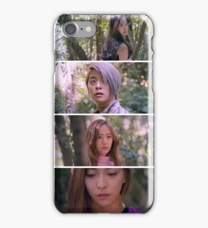 f(x) 4 Walls KPOP Case iPhone Case/Skin