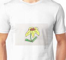 cute yellow flower Unisex T-Shirt