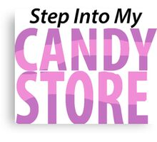 Candy Store-Heathers The Musical Canvas Print