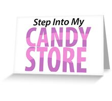 Candy Store-Heathers The Musical Greeting Card