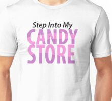 Candy Store-Heathers The Musical Unisex T-Shirt