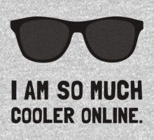 Cooler Online One Piece - Short Sleeve