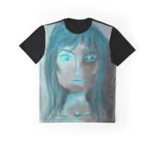 BLUE REFLECTION  Graphic T-Shirt