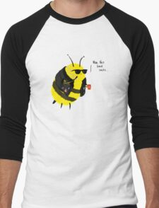 Festival Bees Men's Baseball ¾ T-Shirt