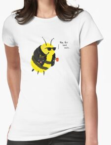 Festival Bees Womens Fitted T-Shirt