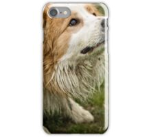 Are you going to throw the ball, or what? iPhone Case/Skin