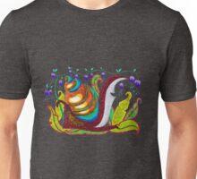 Garden Snail Unisex T-Shirt